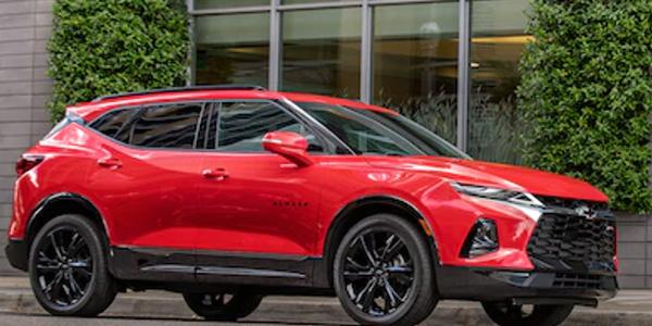 2020 Chevrolet Blazer performance