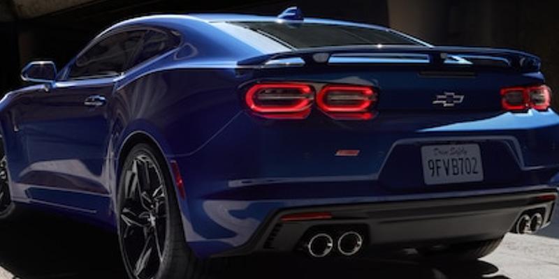 2020 Chevrolet Camaro performance