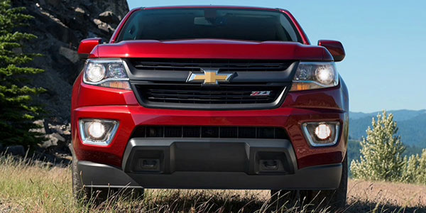 New Chevrolet Colorado for Sale West Springfield MA