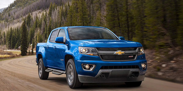 New Chevrolet Colorado for Sale Hutchinson KS