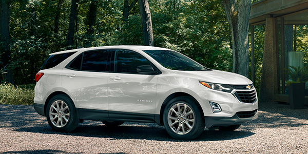 New Chevrolet Equinox for Sale Lake Park FL