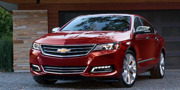 New Chevrolet Impala for Sale Hutchinson KS