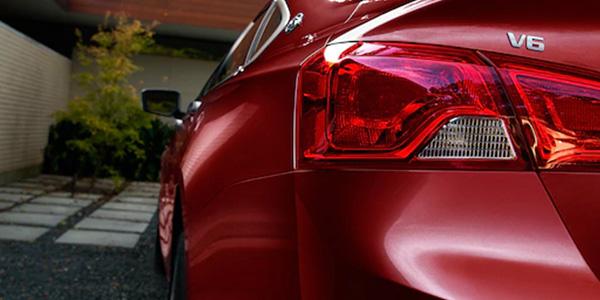 2020 Chevrolet Impala performance