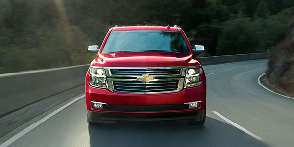 2020 Chevrolet Tahoe technology