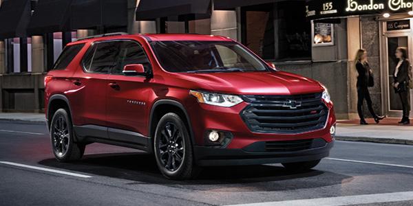 New Chevrolet Traverse for Sale Lake Park FL