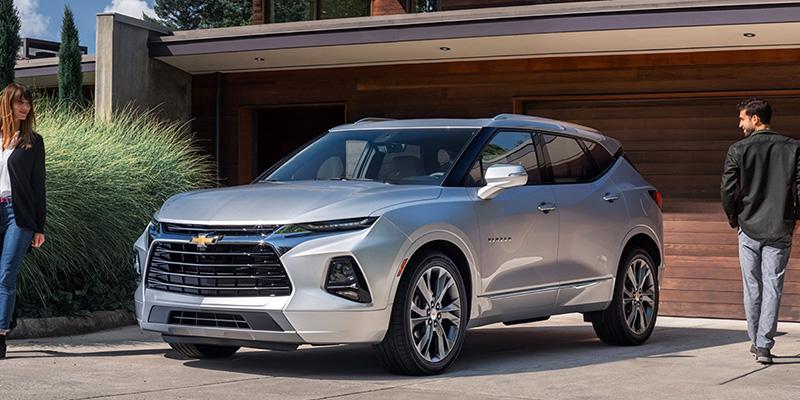 New Chevrolet Blazer for Sale Lake Park FL