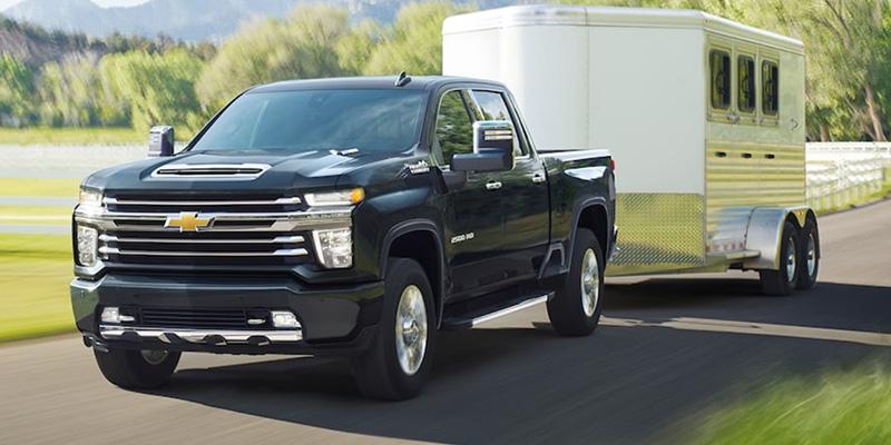 2021 Chevrolet Silverado 2500HD performance