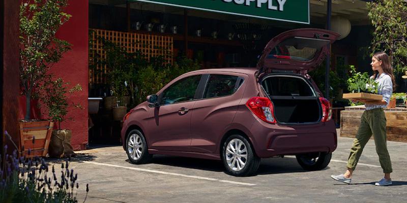2021 Chevrolet Spark design