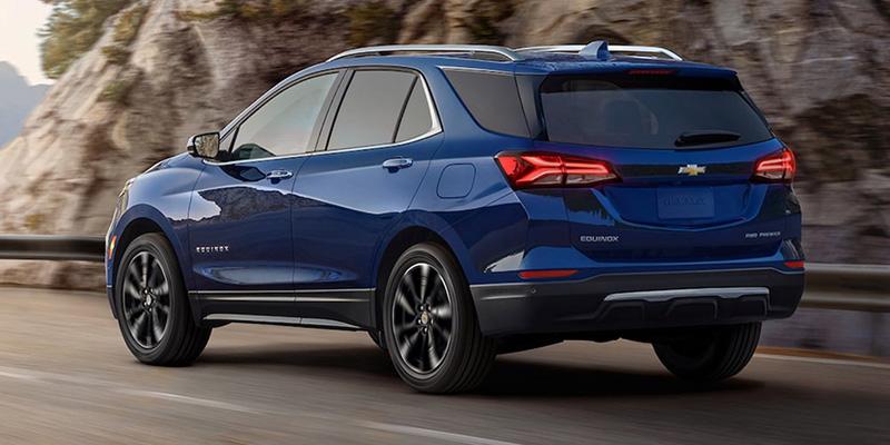 2022 Chevrolet Equinox technology