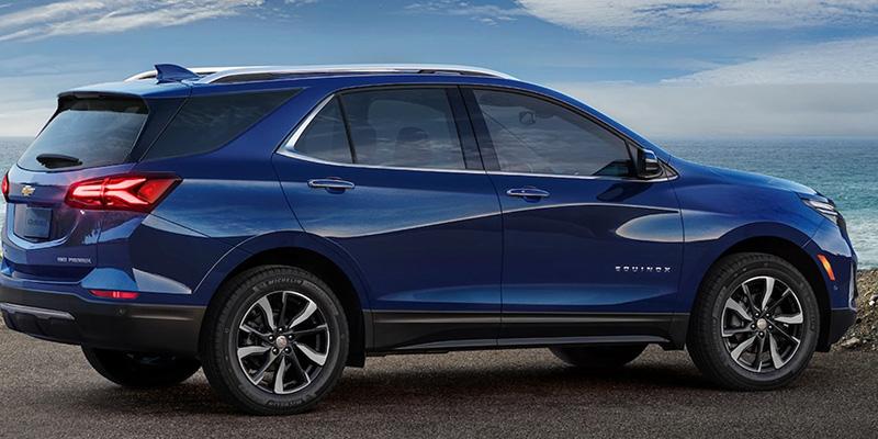 2022 Chevrolet Equinox performance