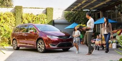 New Chrysler Pacifica Hybrid for Sale Delray Beach FL