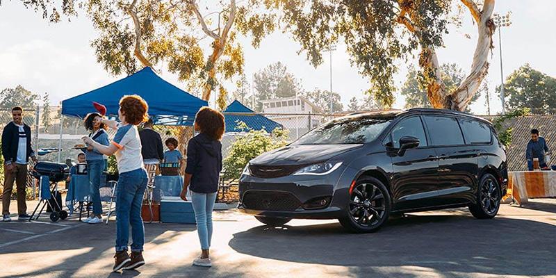 New Chrysler Pacifica for Sale Delray Beach FL