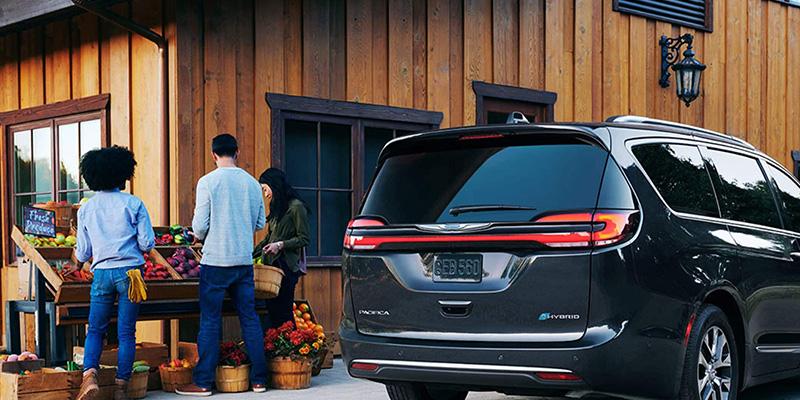 New Chrysler Pacifica Hybrid for Sale Breckenridge CO