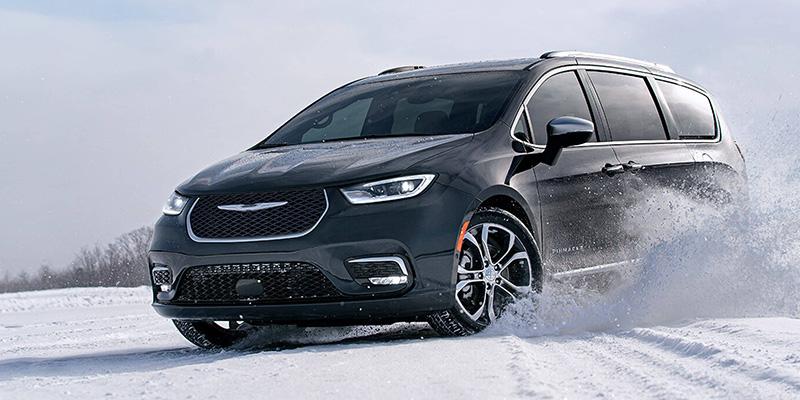 New Chrysler Pacifica for Sale Breckenridge CO