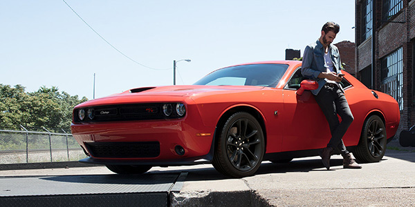 2020 Dodge Challenger design