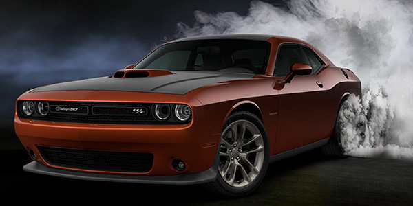 2020 Dodge Challenger technology