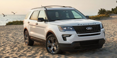 New Ford Explorer for Sale Williamston NC