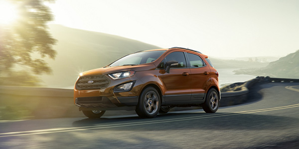 New Ford EcoSport for Sale Woodbury NJ