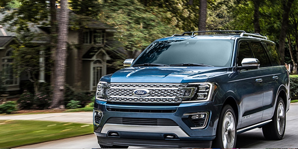2020 Ford Expedition design