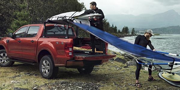 2020 Ford Ranger technology