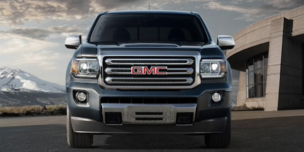 2020 GMC Canyon technology