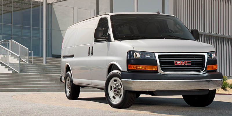 New GMC Savana Cargo Van for Sale West Palm Beach FL