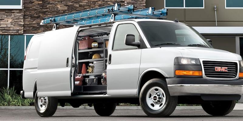 New GMC Savana Cargo Van for Sale Palm Beach Gardens FL