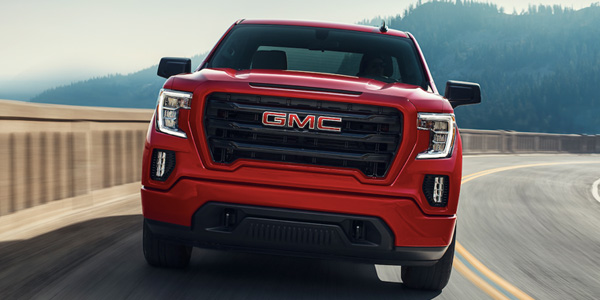 2020 GMC Sierra 1500 design