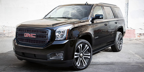 2020 GMC Yukon technology