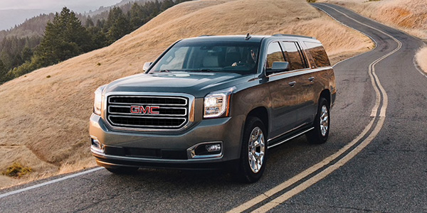 2020 GMC Yukon design