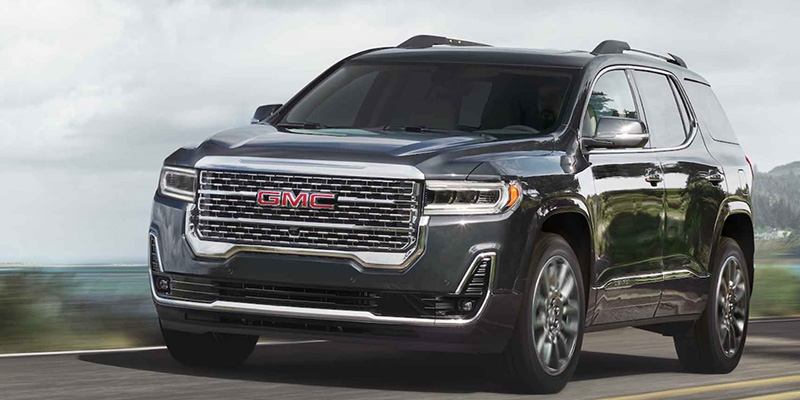 New GMC Acadia for Sale Palm Beach Gardens FL