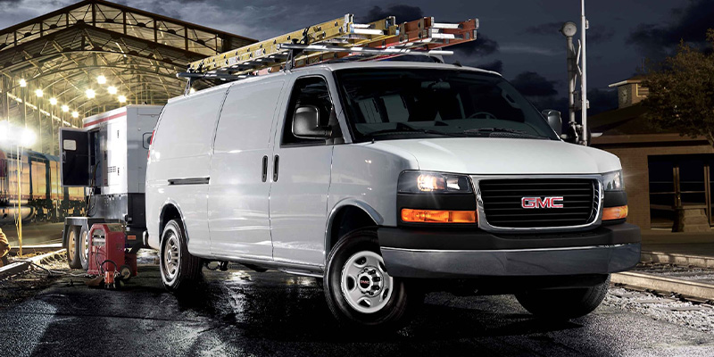 New GMC Savana Cargo Van for Sale Jacksonville NC