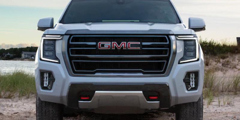 2021 GMC Yukon design