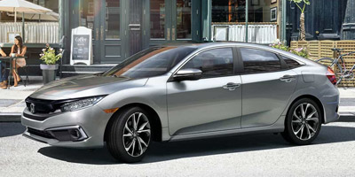 New Honda Civic Sedan for Sale Elgin IL