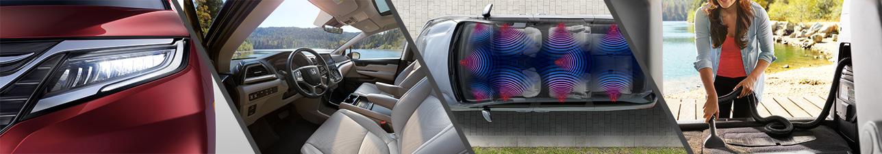 2019 Honda Odyssey For Sale Dearborn MI | Detroit