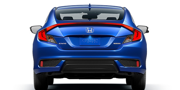 New Honda Civic Coupe for Sale Wooster OH