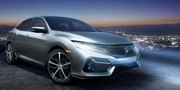 New Honda Civic Hatchback for Sale Countryside IL
