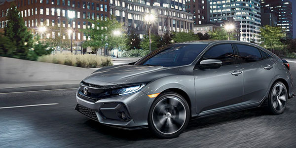 New Honda Civic Hatchback for Sale Dearborn MI