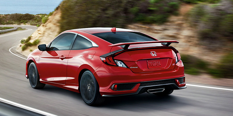 New Honda Civic Si Coupe for Sale Countryside IL