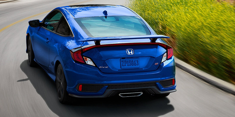 New Honda Civic Si Coupe for Sale Wooster OH