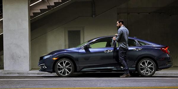 2020 Honda Civic technology