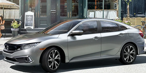 2020 Honda Civic design