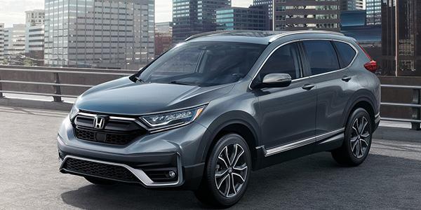 2020 Honda CR-V design