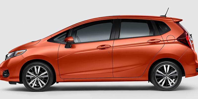 2020 Honda Fit performance