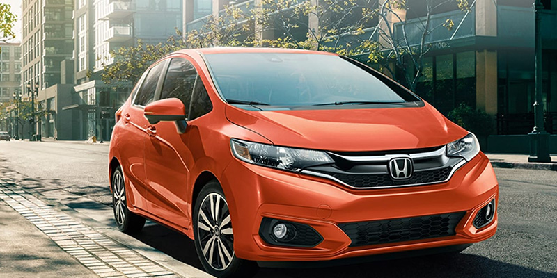 2020 Honda Fit performance