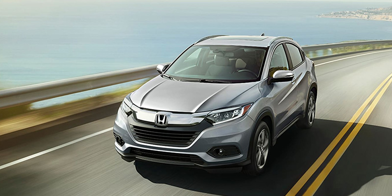 2020 Honda HR-V performance