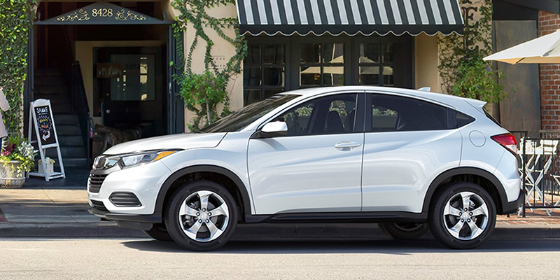 2020 Honda HR-V design
