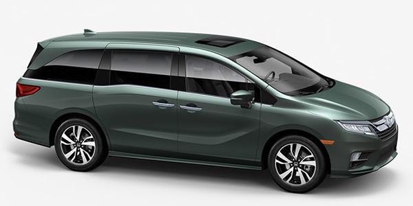 2020 Honda Odyssey performance