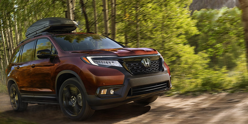 New Honda Passport for Sale Countryside IL