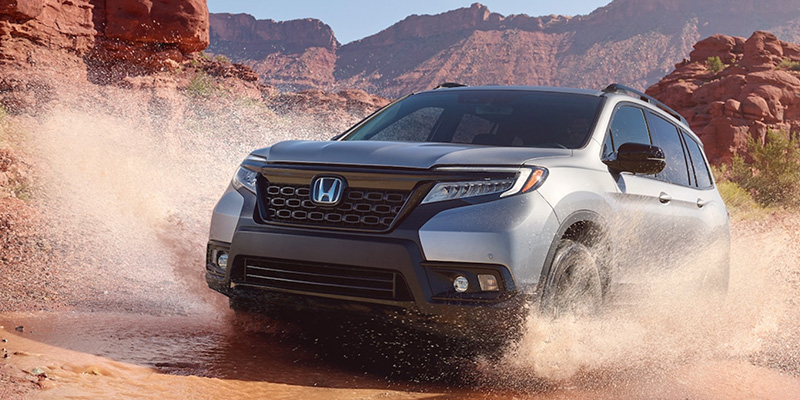 New Honda Passport for Sale Wooster OH